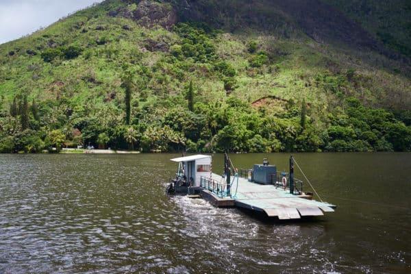 Bac, Nouvelle-Calédonie