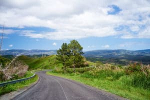 Sur la route, Nouvelle-Calédonie