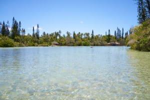Lagune, île des Pins, Nouvelle-Calédonie