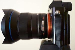 Sony a7s et Laowa 15mm f/2 Zero-D